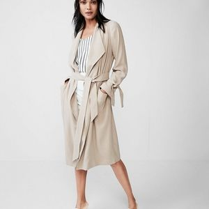 NEW EXPRESS $148 R29 EDITOR PICK LIGHT KHAKI SOFT